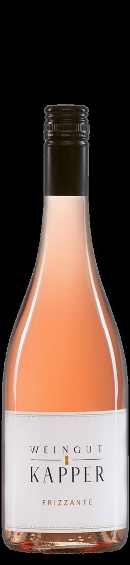 Weingut Kapper Frizzante Rose spritzig fruchtig duftig